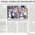 2017-07-05 Artikel SIEGEL-Rezertifizierung