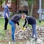 Gartengestaltung in der Schule und im Schulumfeld (1)