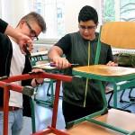 Einsatz für den Erhalt der Schule